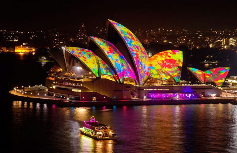 What to Expect from Vivid Sydney 2015