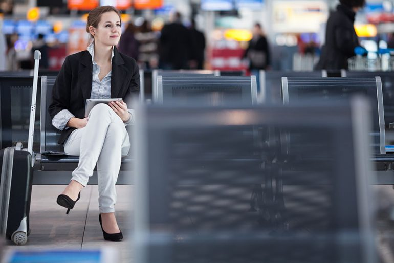 A Mathematician Reveals the Best Time to Get to the Airport Before Your Flight