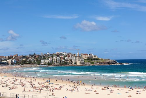 Come Visit Sydney's Iconic Bondi Beach and Surrounds