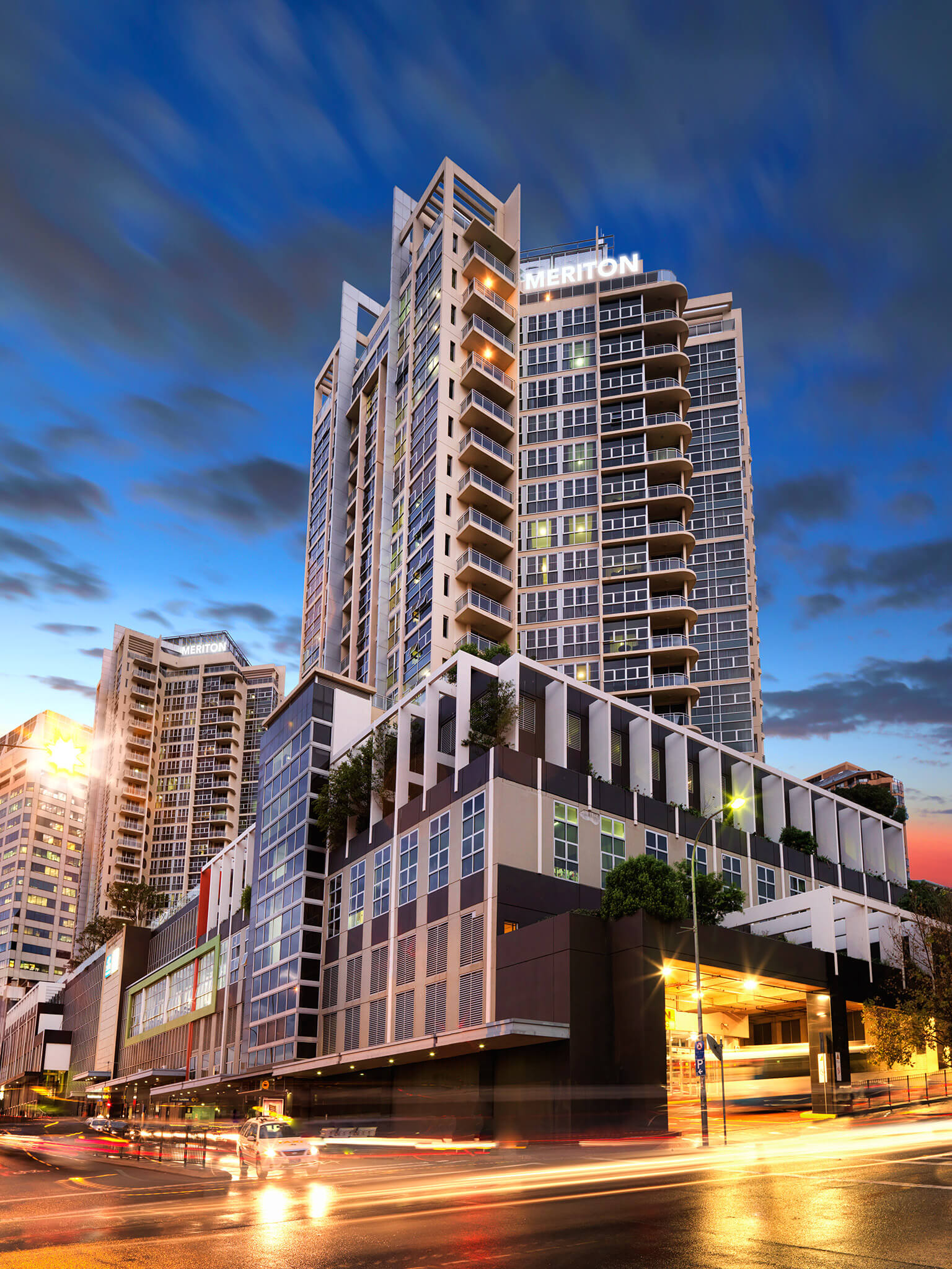 Bondi Junction Accommodation | Meriton Suites