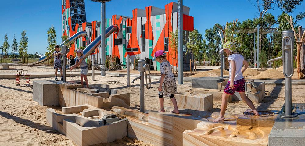 4 Absolutely Awesome New Playgrounds in Sydney