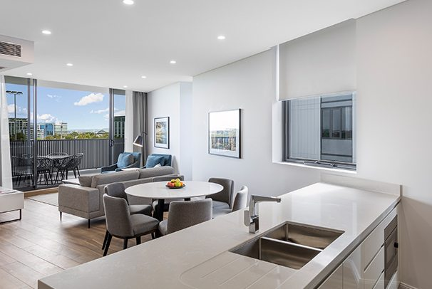 Sydney Airport's Largest Hotel Rooms Have Landed