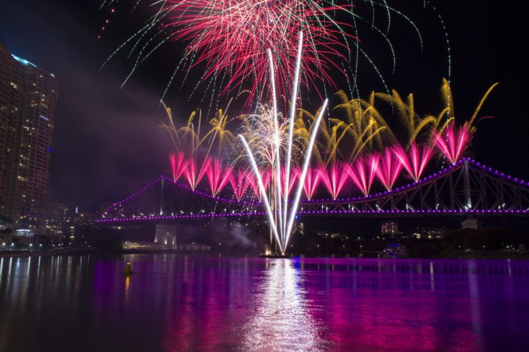The Best New Year's Eve(r) in Brisbane