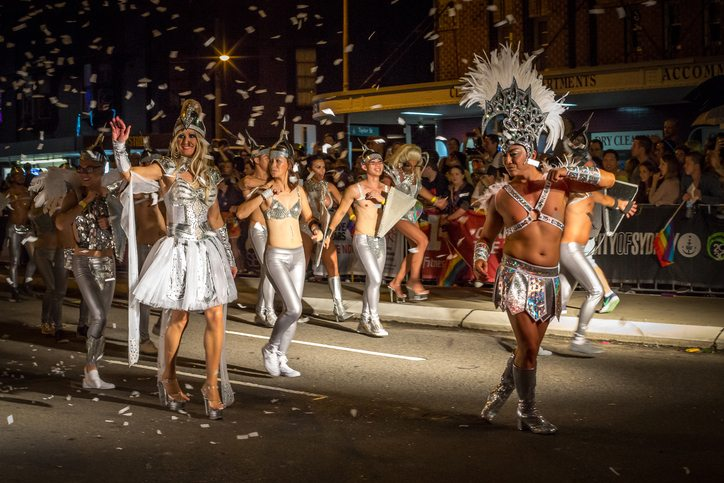 Sydney's Mardi Gras Set to Celebrate 40 Years
