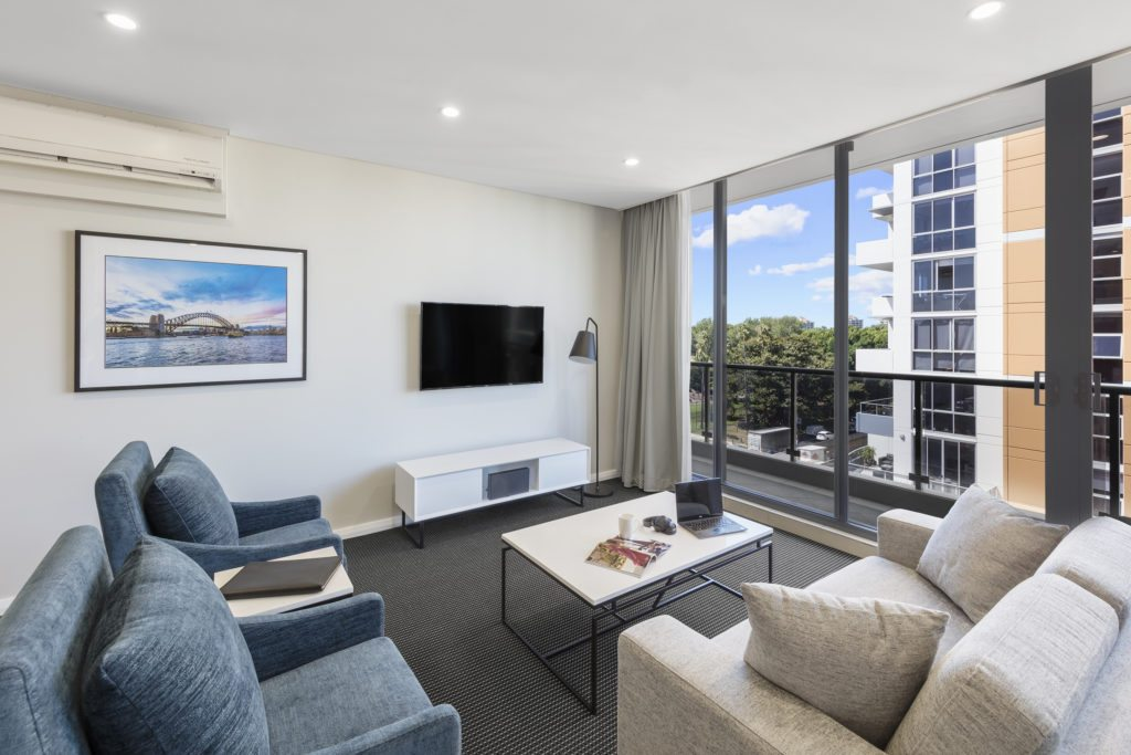 Introducing the Re-Imagined Meriton Suites Waterloo