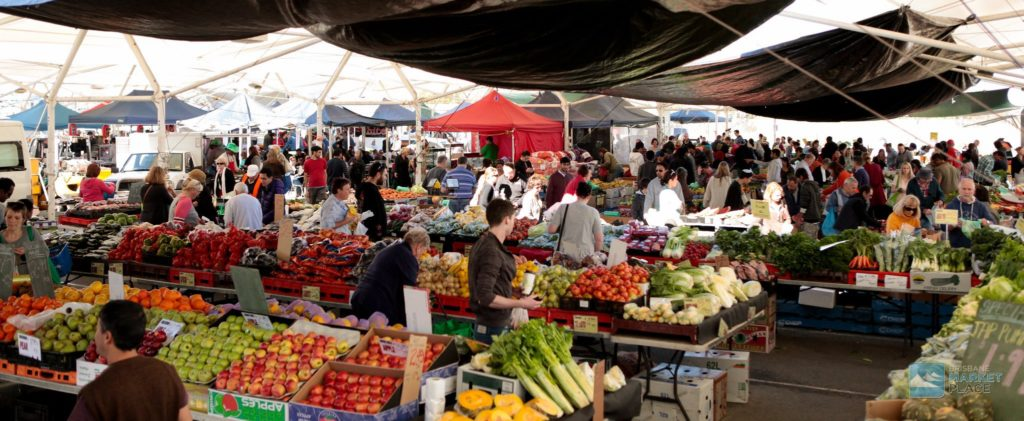 Our Favourite Markets in and Around Brisbane
