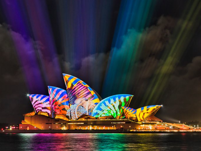 The Best Vivid Sydney Accommodation in 2018