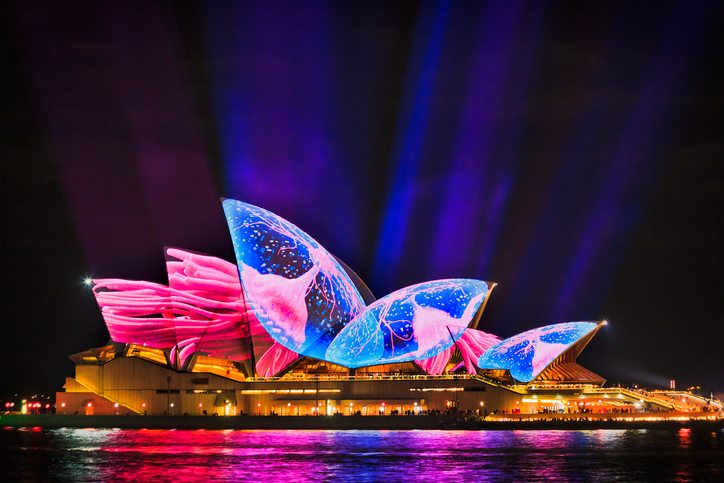 Vivid Returns To Light Up Sydney in 2018