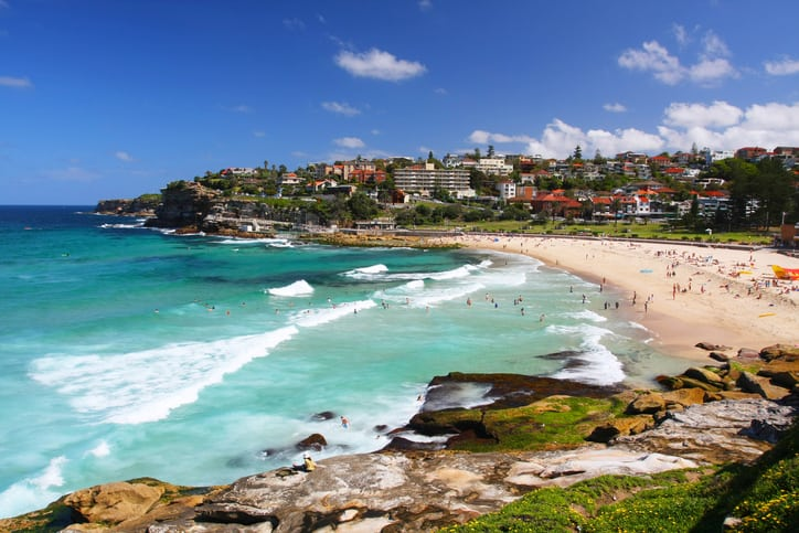 The Perfect Day at Bondi Beach