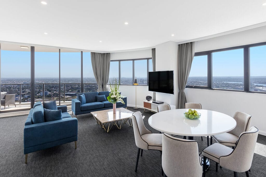 Meriton Suites' Commitment to a Higher Level of Opulence