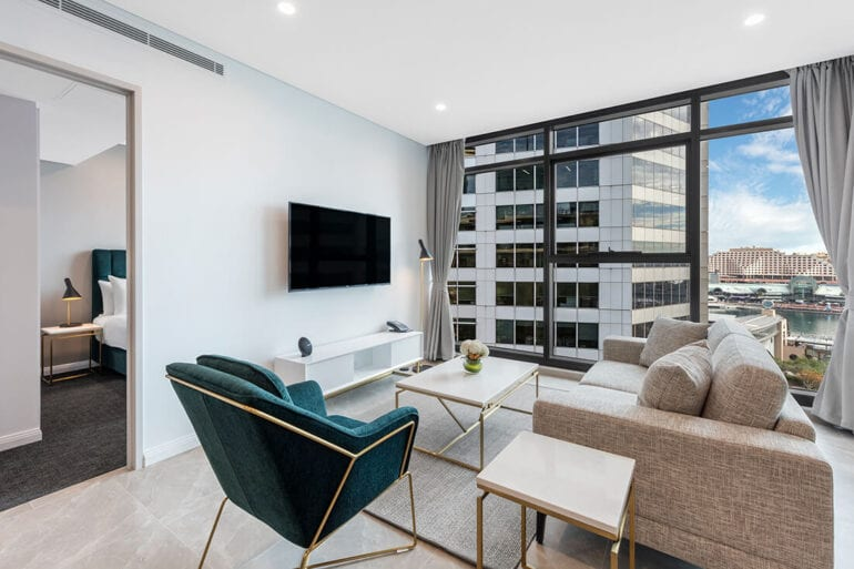 Now Open – Meriton Suites Sussex Street, Sydney