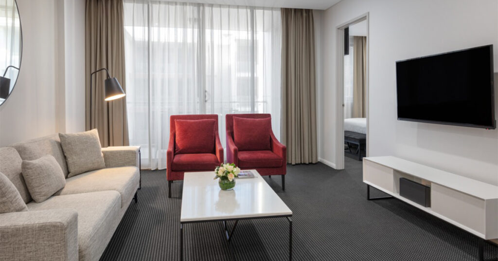 Meriton Suites North Ryde has had a Makeover!