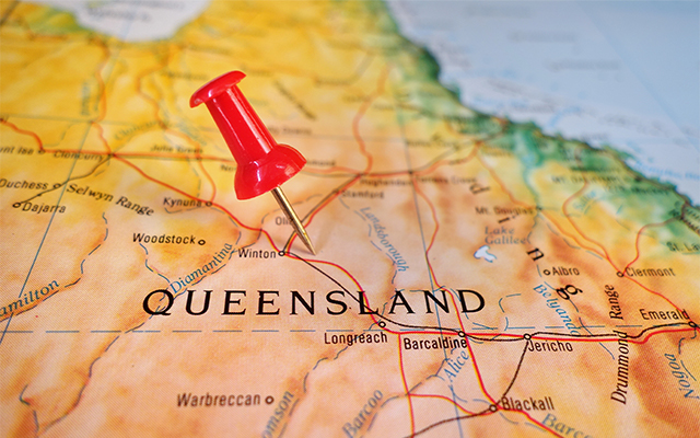 Queensland's Border is opening to interstate visitors