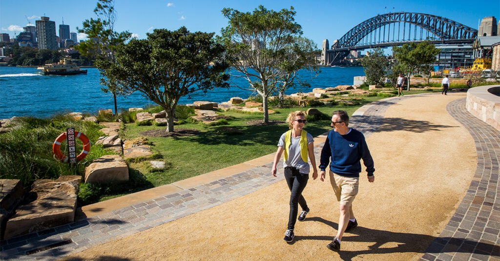 The Best Morning Walks in Sydney
