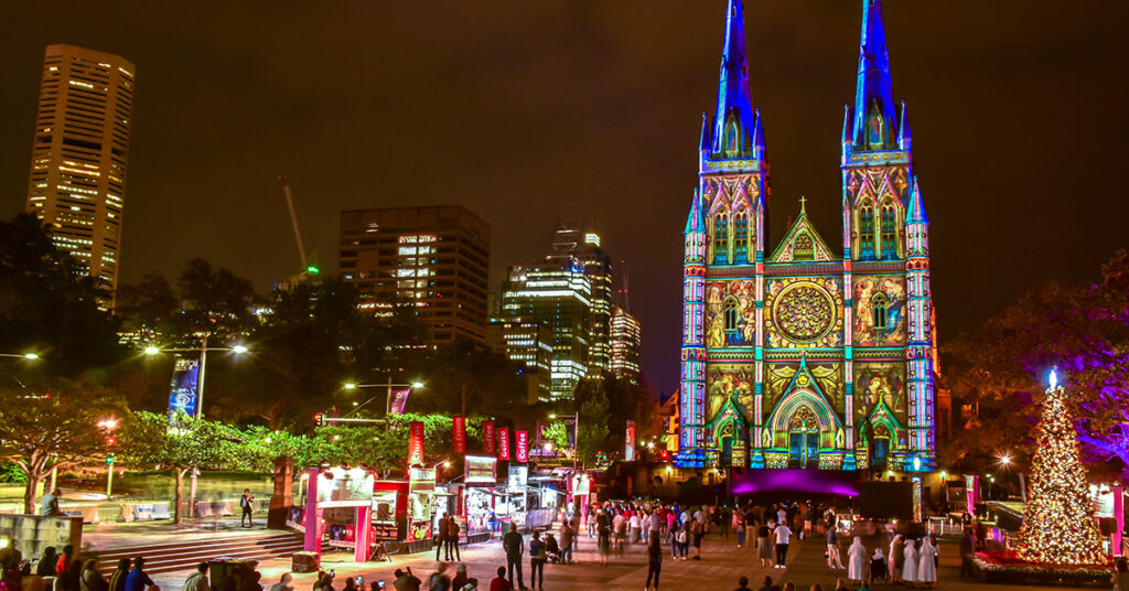 The Magic of Christmas in Sydney