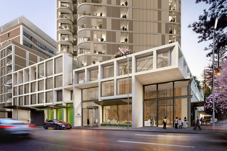George Street, Parramatta