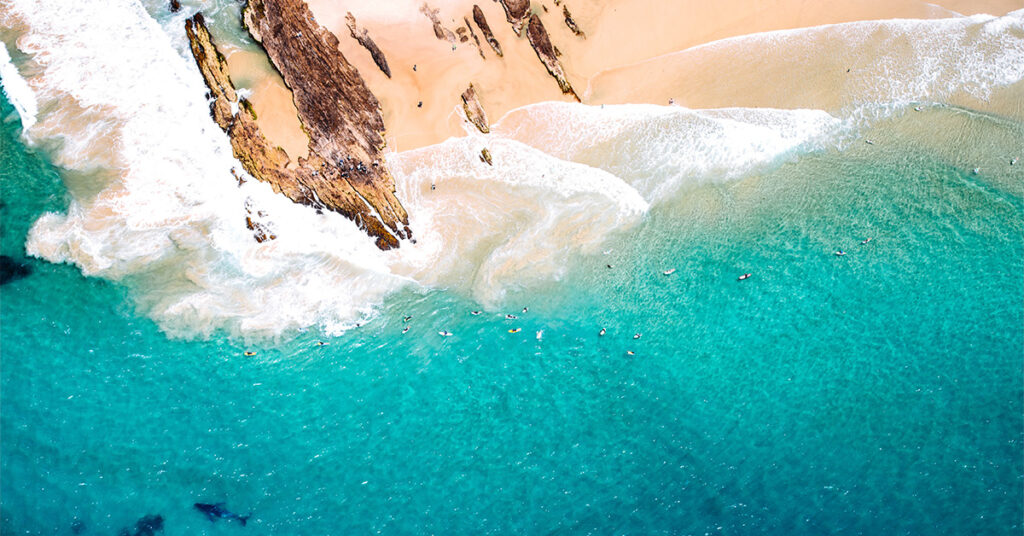 The Top 5 Beaches on the Gold Coast