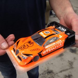 handout team race body