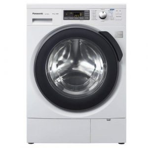 Large 10kg Panasonic Front Load Washer with Steam Action!