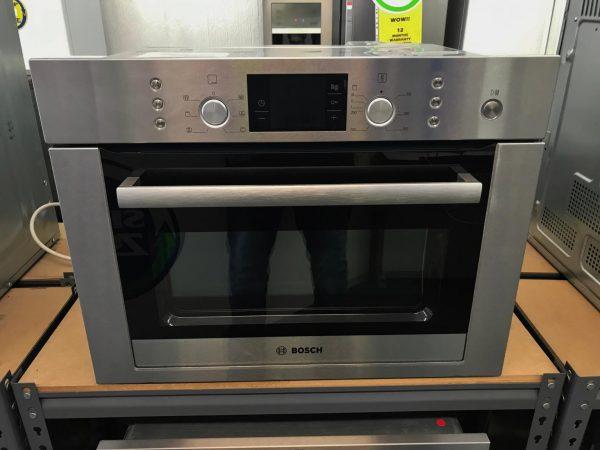 Verwonderend Bosch Combination Oven/Microwave HBC84K553A - Shop Zone AO-59