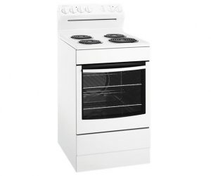 Latest Model Westinghouse Slimline 54cm 522 Freestanding Stove