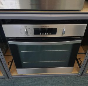 PyroClean Westinghouse S/Steel 60cm 10 Function Oven – WVEP615S