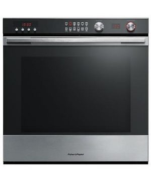 Fisher & Paykel Built-in Oven, 60cm 90L, 11 Function, Pyrolytic – OB60SL11DEPX1