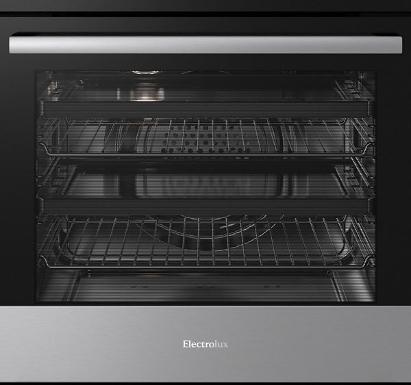 Electrolux EVE636BA Electric Wall Double Oven Close Up 1 high.jpeg