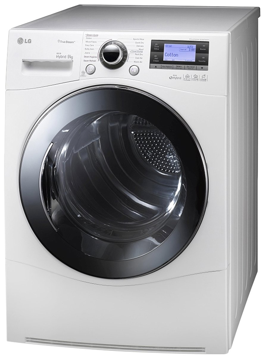 9kg LG Heat Pump Hybrid Dryer TD C902H Side high.jpeg