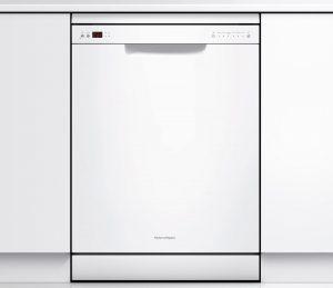 Fisher & Paykel DW60CHW1 Freestanding Dishwasher