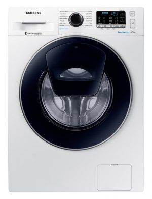 Samsung AddWash 8.5kg Front Loading Washing Machine – WW85K54EOUW