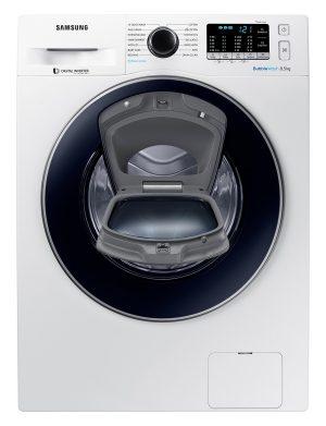 Samsung AddWash 8.5kg Front Loading Washing Machine – WW85K54EOUW