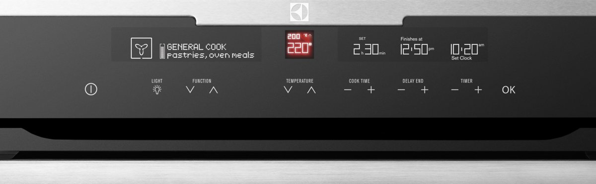 Electrolux EVEP616BB Electric Wall Oven Control Panel high.jpeg