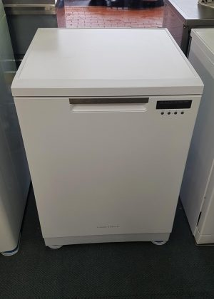 Fisher and Paykel DW60FC2W1  Dishwasher, 15 Place Settings