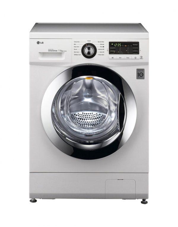 7.5kg Front Load LG Washing Machine WD14022D6 Front high.jpeg