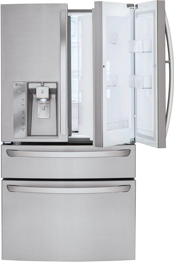 701L LG 4 Door Fridge GF AD701SL Door in Door high.jpeg