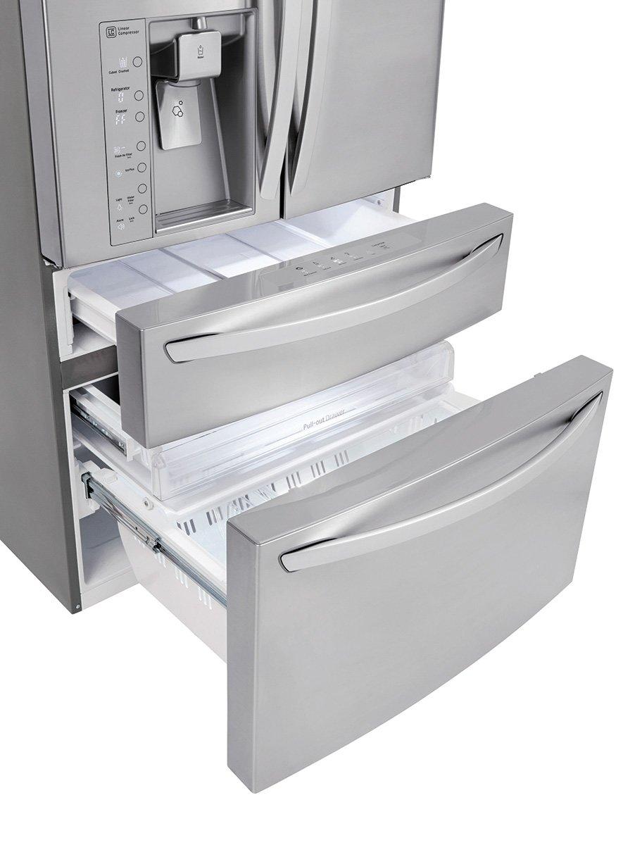 701L LG 4 Door Fridge GF AD701SL Freezer Drawer high.jpeg
