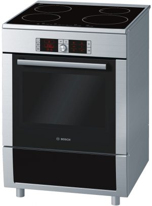 Bosch HCE858451A Freestanding Induction Oven