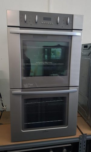 Fisher & Paykel S/Steel Double Wall Oven – BI602 Astro Tower