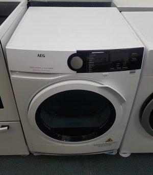 AEG 8kg 6 Series Condenser Clothes Dryer