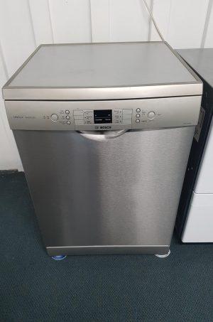 BOSCH SMS63M08AU S/S Dishwasher