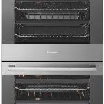 600mm 60cm Electrolux Electric Wall Oven EVE633SA Hero Image high.jpeg