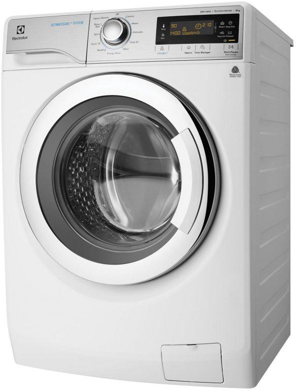 Electrolux EWF14933 9kg Front Load Washing Machine Angled high.jpeg