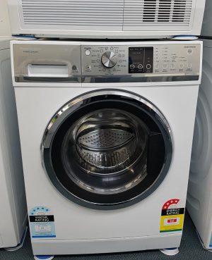 Fisher & Paykel 8.5kg FabricSmart Front Load Washing Machine, White, WH8560F1