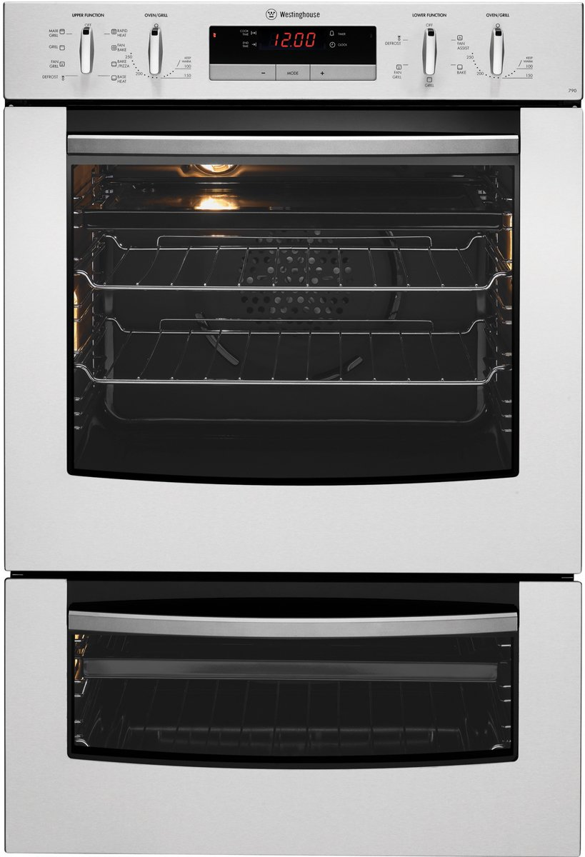 600mm60cm Westinghouse Electric Wall Oven PDR790S Hero Image high.jpeg