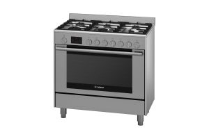Bosch 90cm Freestanding Oven with Gas Cooktop