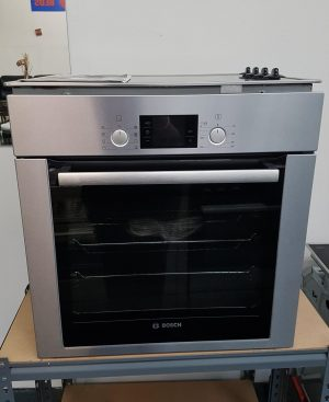 Package Deal 60cm Bosch Electric Wall Oven & Fisher n Paykel 60cm Ceramic Hob