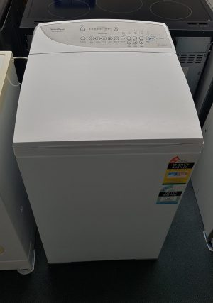 Fisher and Paykel 5.5kg Washsmart Top Loader
