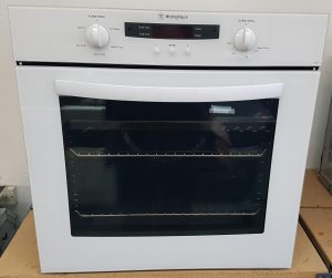 Westinghouse 80L Electric Wall Oven