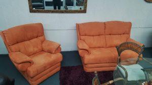 'Kovacs' 2 + 1 Seater Sofa Set